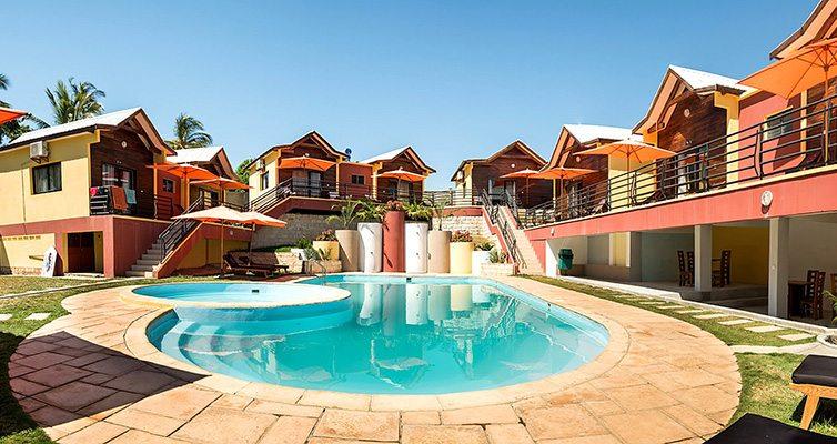 hotels majunga Le lovencie Lodge