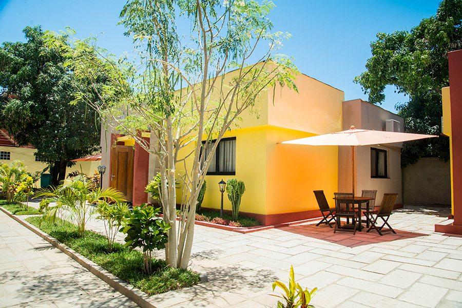 réserver bungalow à Majunga Lovencie Lodge